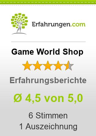Game World Shop Erfahrungen