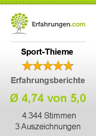 Sport-Thieme Erfahrungen