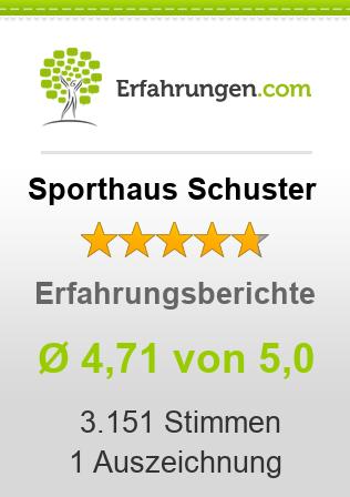 Sporthaus Schuster Erfahrungen