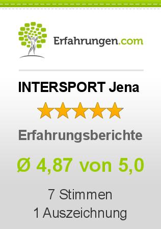INTERSPORT Jena Erfahrungen