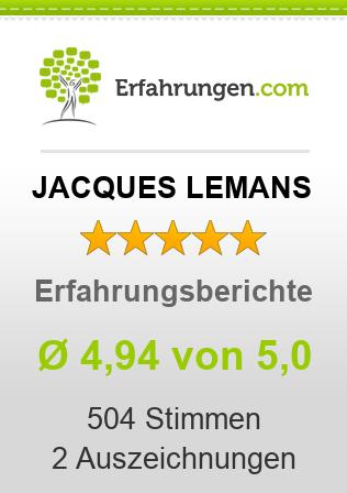 JACQUES LEMANS Erfahrungen