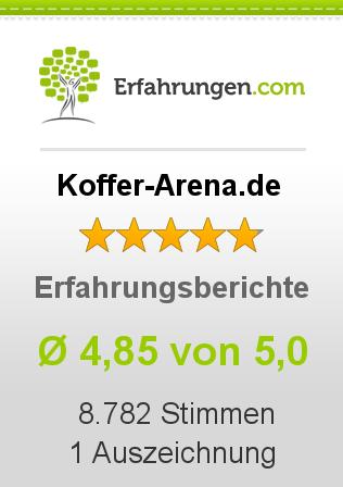 Koffer-Arena.de Erfahrungen