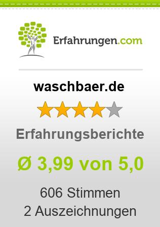 waschbaer.de Erfahrungen