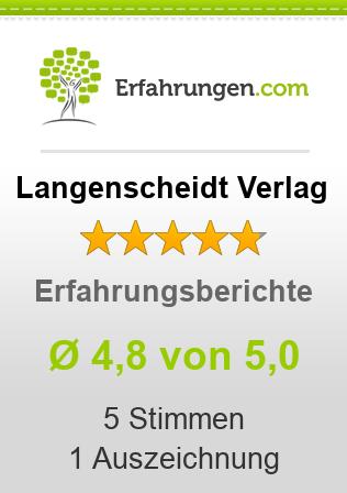 Langenscheidt Verlag Erfahrungen