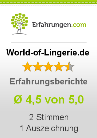 World-of-Lingerie.de Bewertungen