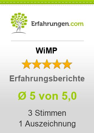 WiMP Erfahrungen