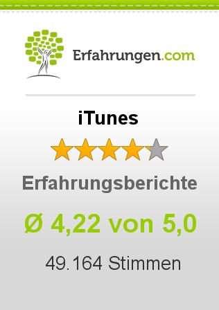 iTunes Erfahrungen