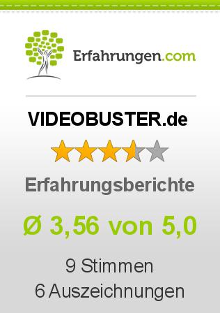 VIDEOBUSTER.de Erfahrungen