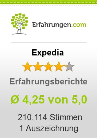 Expedia.de Erfahrungen