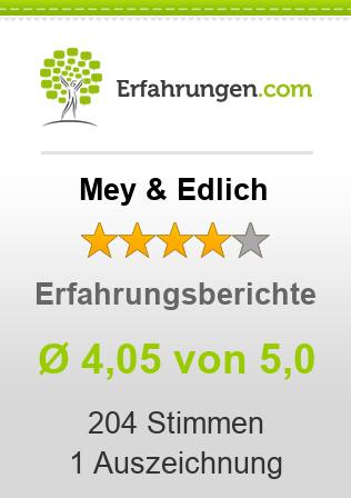 Mey & Edlich Erfahrungen