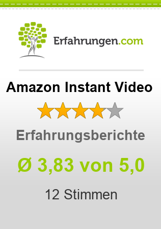 Amazon Instant Video Erfahrungen