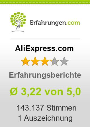AliExpress.com Erfahrungen