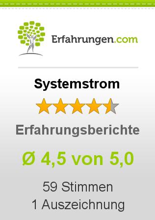 Systemstrom Erfahrungen
