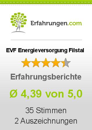 EVF Energieversorgung Filstal Erfahrungen