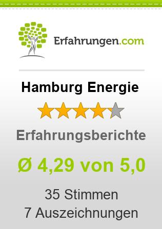 Hamburg Energie Erfahrungen