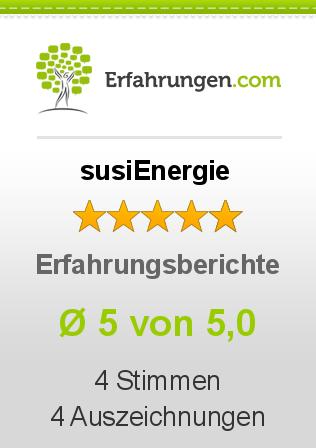 susiEnergie Erfahrungen
