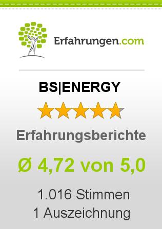 BS|ENERGY Erfahrungen