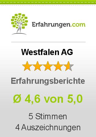 Westfalen AG Erfahrungen