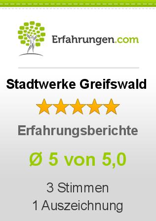 Stadtwerke Greifswald Erfahrungen