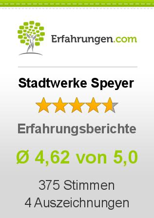 Stadtwerke Speyer Erfahrungen