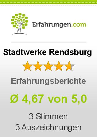 Stadtwerke Rendsburg Erfahrungen