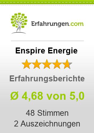 Enspire Energie Bewertungen
