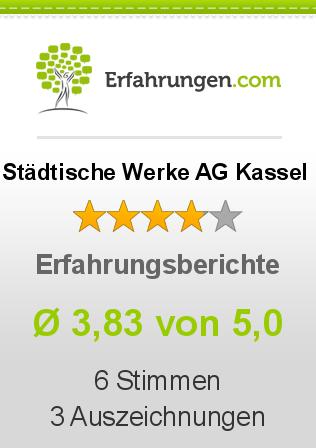 Städtische Werke AG Kassel Erfahrungen