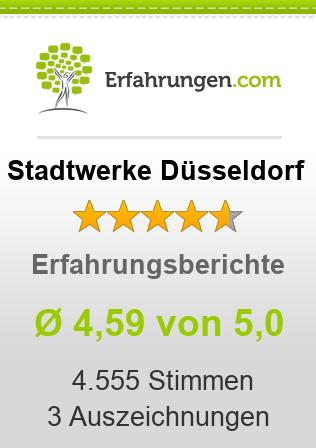 Stadtwerke Düsseldorf Erfahrungen