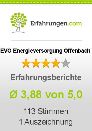 EVO Energieversorgung Offenbach Erfahrungen