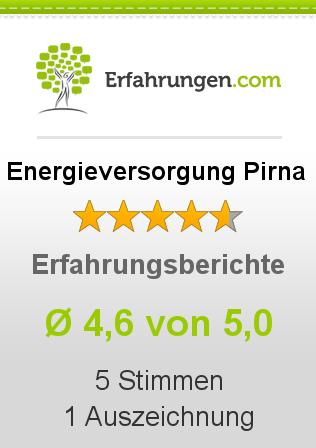 Energieversorgung Pirna Erfahrungen