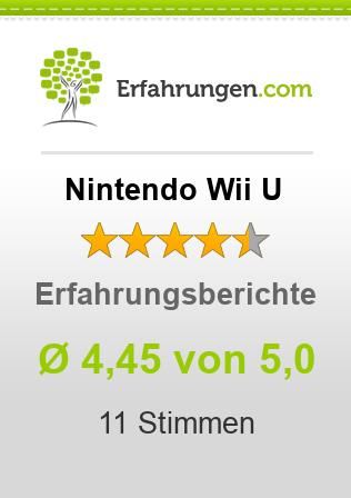 Nintendo Wii U Erfahrungen