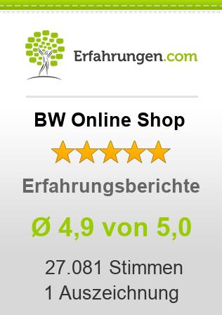 BW Online Shop Erfahrungen