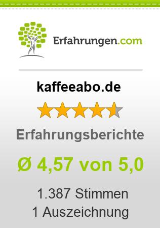 kaffeeabo.de Erfahrungen