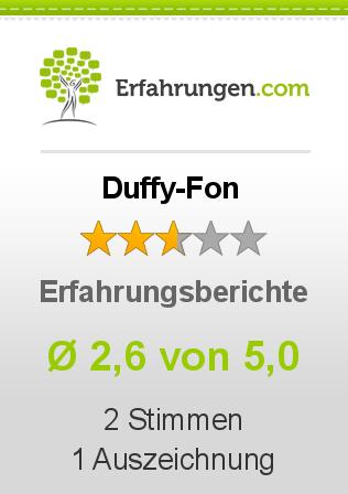 Duffy-Fon Erfahrungen
