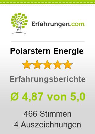 Polarstern Energie Erfahrungen