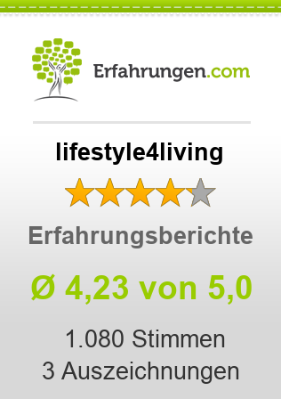 lifestyle4living Bewertungen