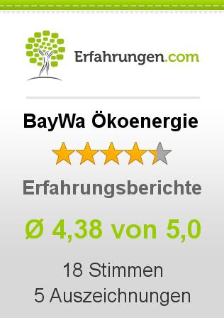 BayWa Ökoenergie Erfahrungen