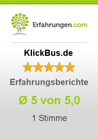 KlickBus.de Erfahrungen