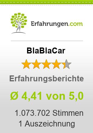 BlaBlaCar Erfahrungen