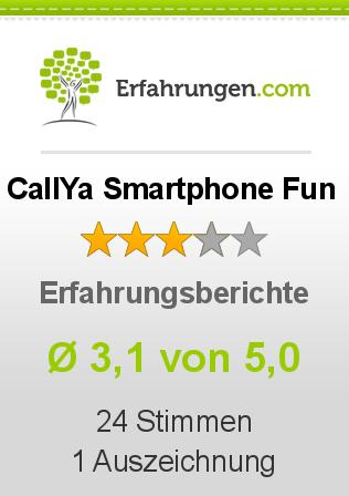 CallYa Smartphone Fun Erfahrungen