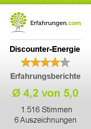 Discounter-Energie Erfahrungen
