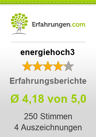 energiehoch3 Erfahrungen