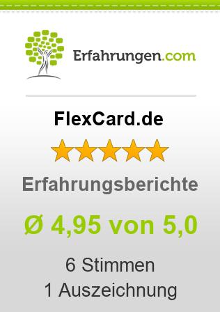 FlexCard.de Erfahrungen