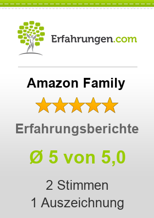 Amazon Family Bewertungen