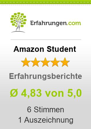 Amazon Student Erfahrungen