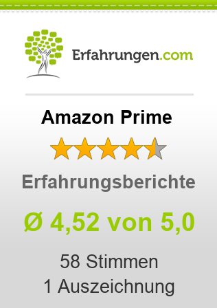 Amazon Prime Bewertungen