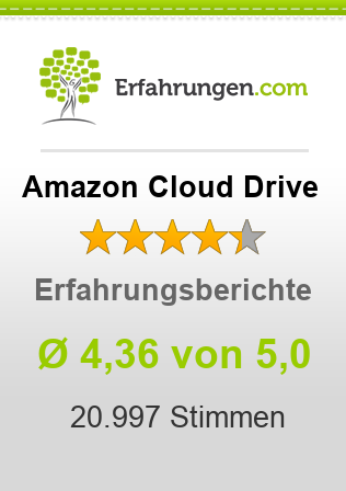 Amazon Cloud Drive Erfahrungen