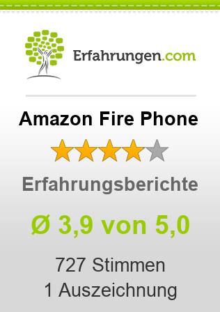 Amazon Fire Phone Erfahrungen