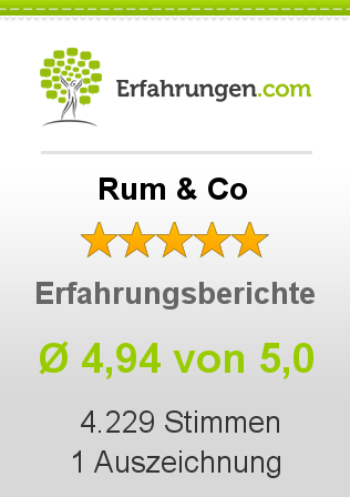 Rum & Co Erfahrungen