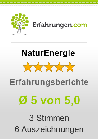 NaturEnergie Erfahrungen